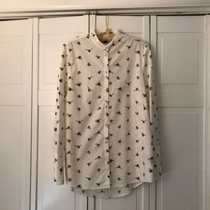 Victoria Beckham for Target Tops - 🐝 Victoria Beckham for Target  tunic blouse 🐝